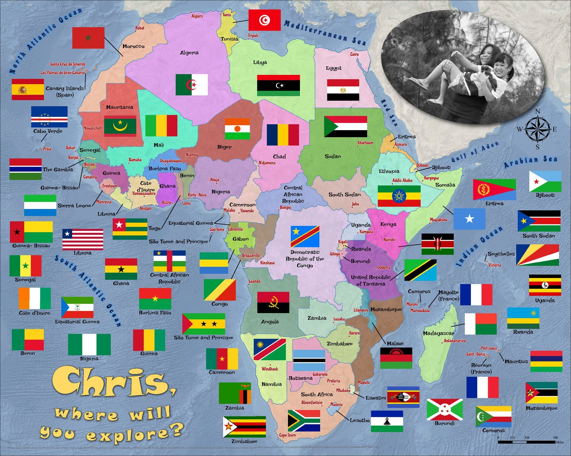 African countries flags 2
