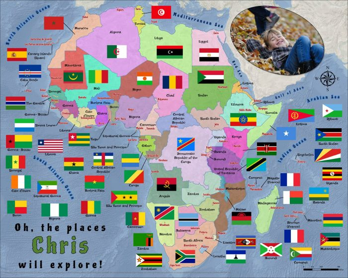 African countries flags 5