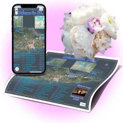 Map - Wedding