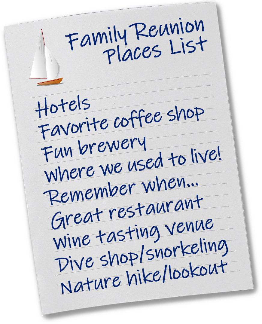 Places List Special Events