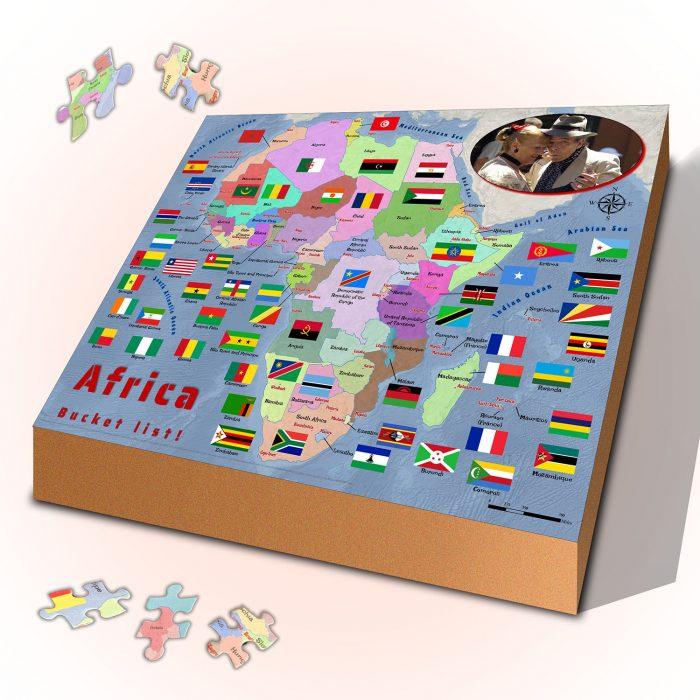 Puzzle Africa