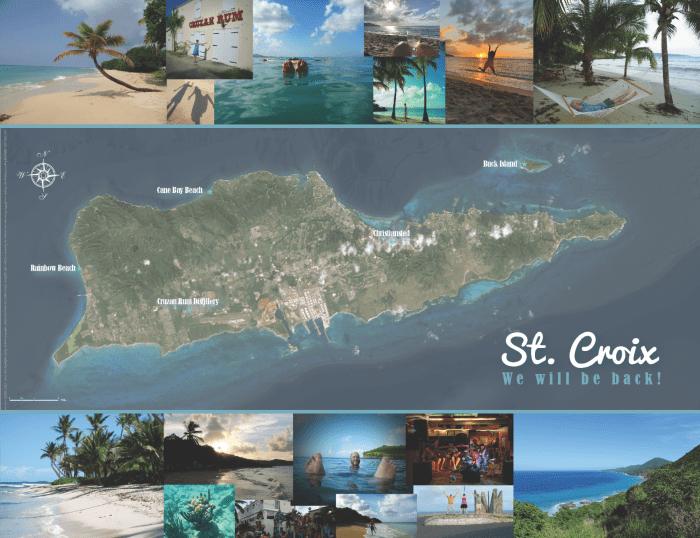Custom Vacation Puzzle