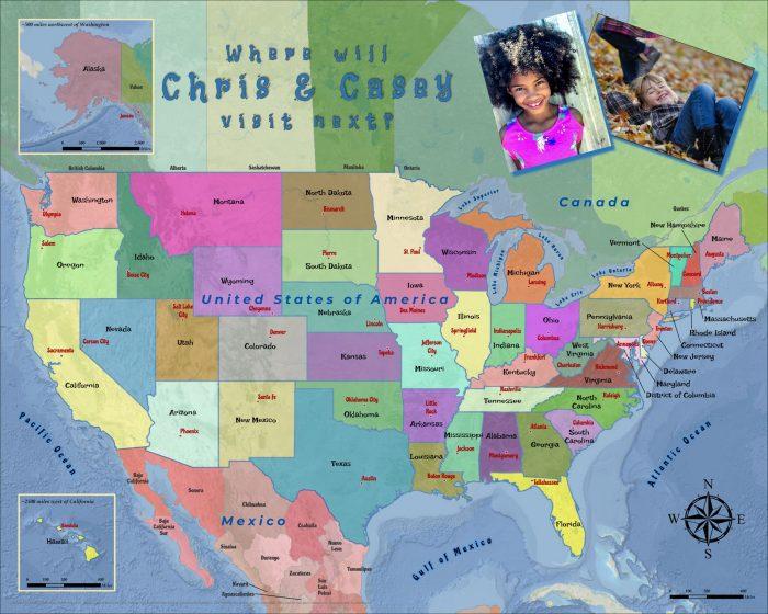 USA States Capitals5